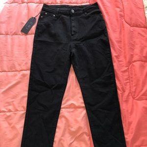 Fashion Nova Website Black Jeans